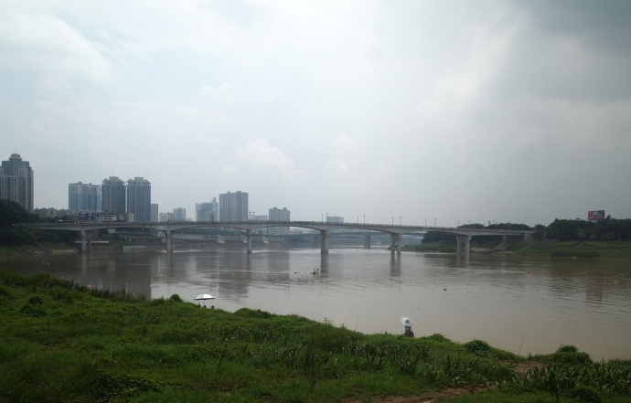 River in Nanning