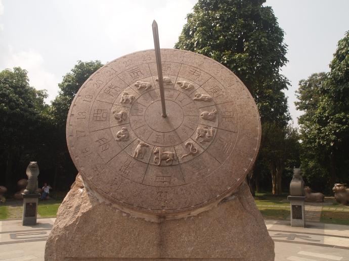 Chinese Zodiac Park