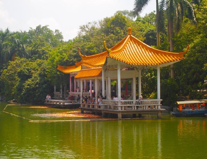 more pavilions