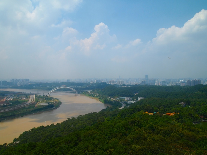Nanning & Yongjiang River