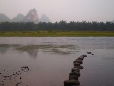 Li River and karsts