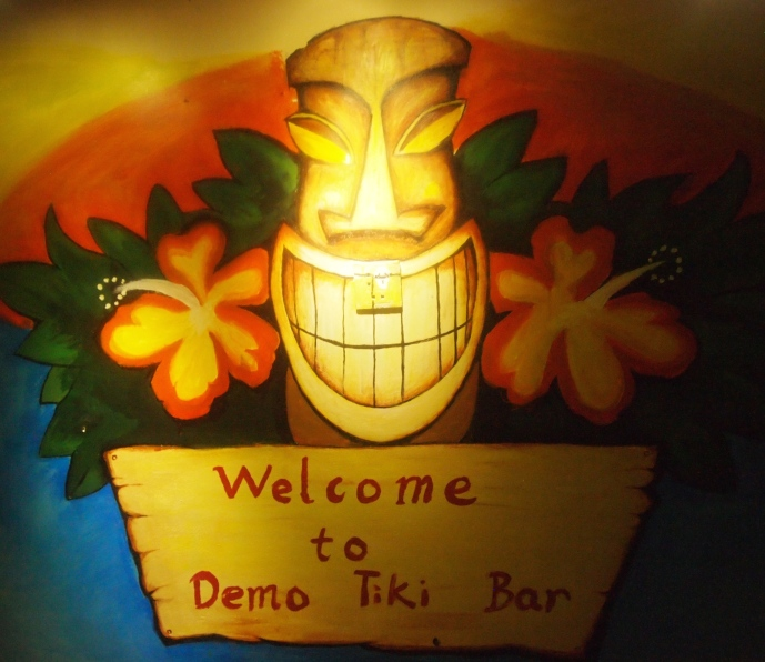 Welcome to Demo Tiki Bar