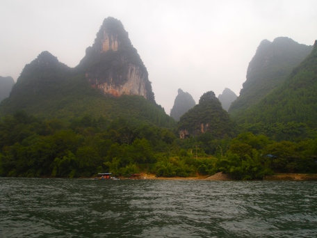 Li River's magical landscape