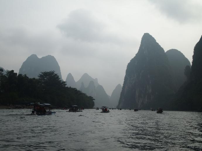 Approaching Xingping