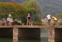 Me on Dragon Bridge