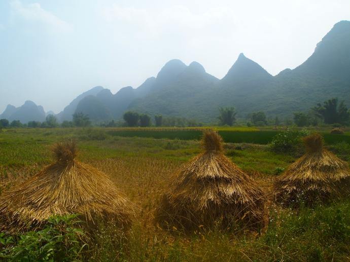haystacks and mountainstacks