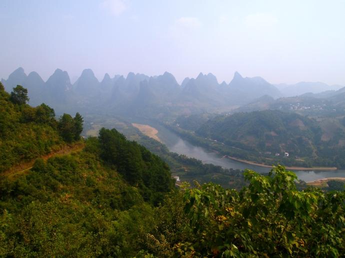 Li River view