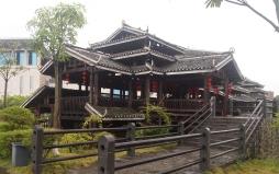 Dong Wind and Rain Bridge