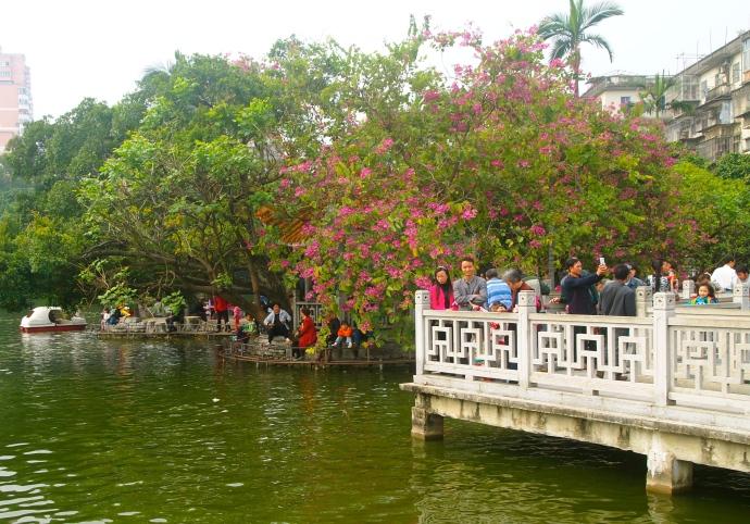 Bailong Lake