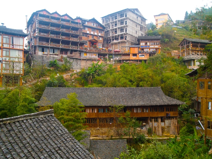 Ping'An Zhuang Village