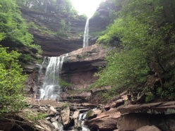 Kaaterskill Falls in New York