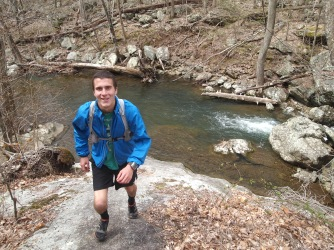 Adam at White Oak Canyon