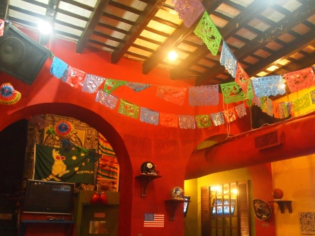 Lupi's Mexican Grill in Old San Juan