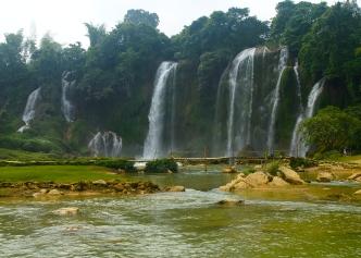 Ban Gioc-Detian Waterfall