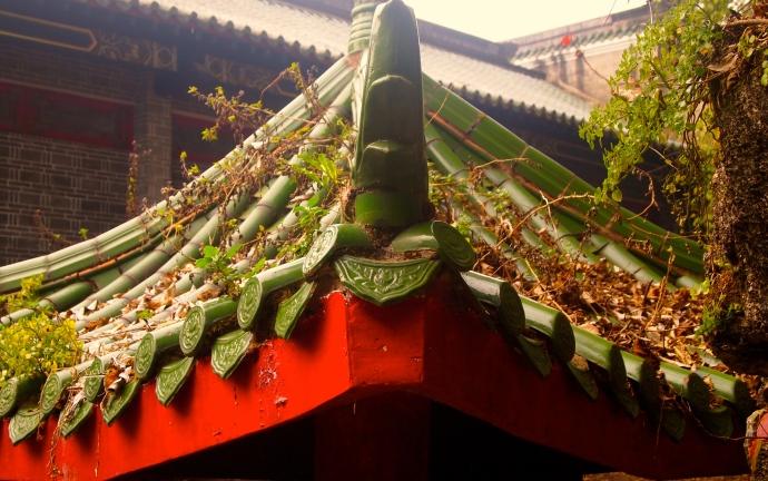 pagoda at the shrine