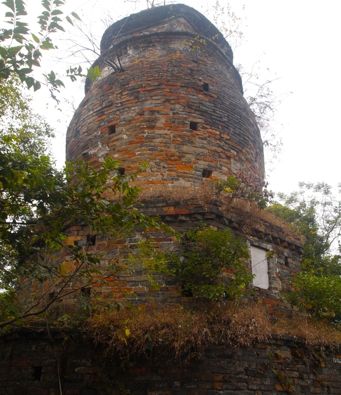 Puxian Pagoda??