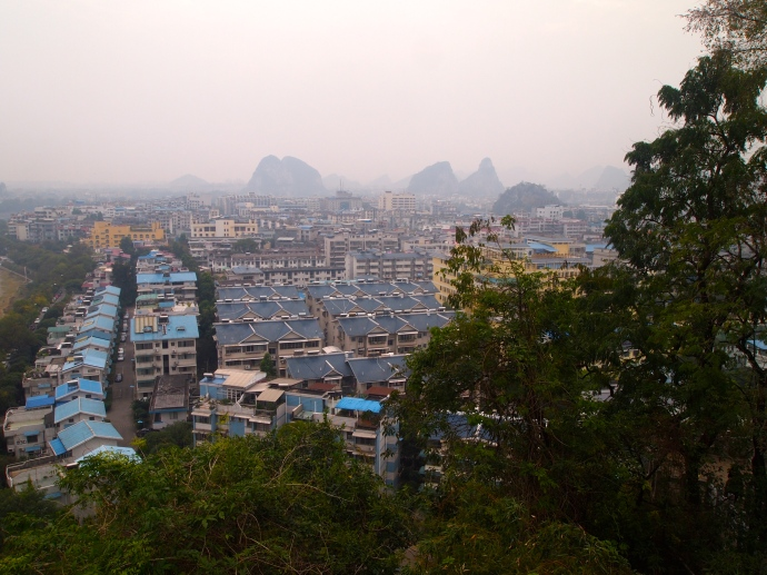Guilin and karsts