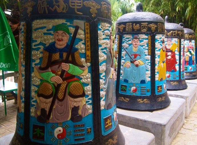 Chinese bells