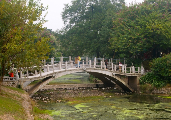 pretty bridg