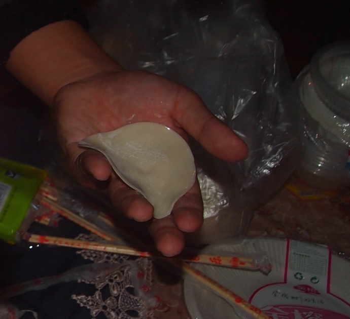 the art of making dumplings