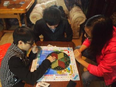 Chinese checkers