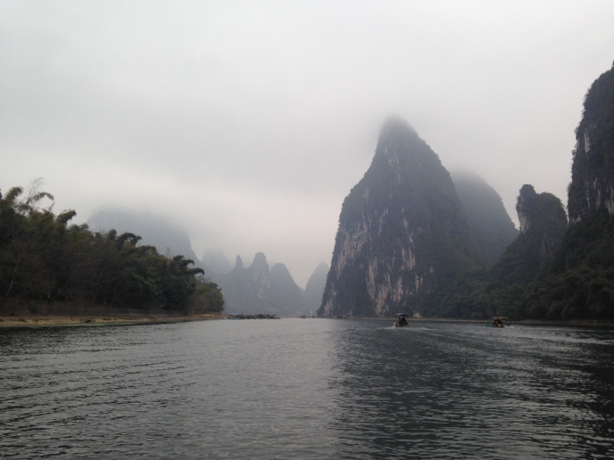 Li River views