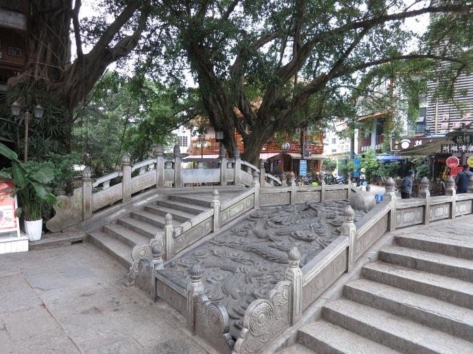 bridges in Yangshuo