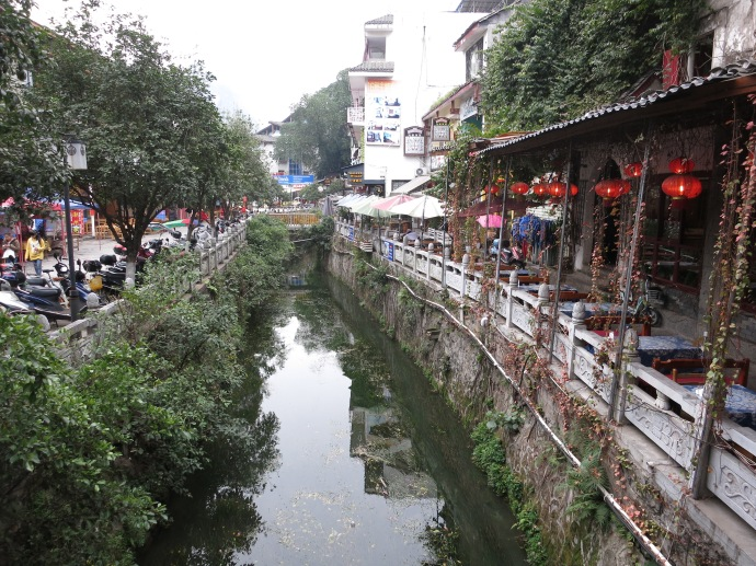 Canals of Yangshuo (Photo by Mike)