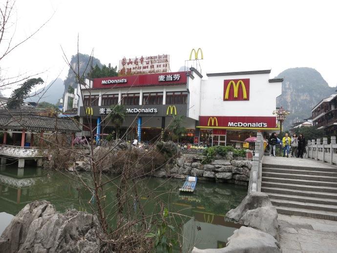 McDonald's ~ It's everywhere!