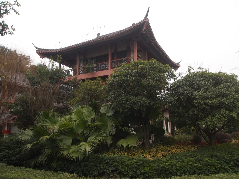 a lazy morning at the guilinyi royal palace before heading to yangshuo (6/6)