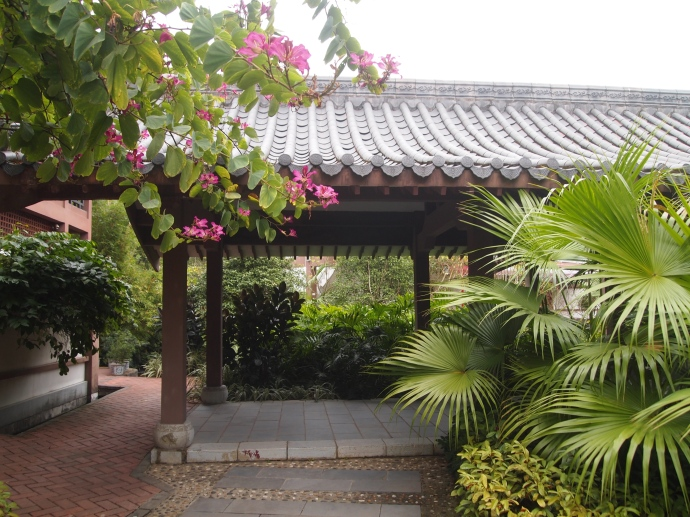 Pretty pavilion