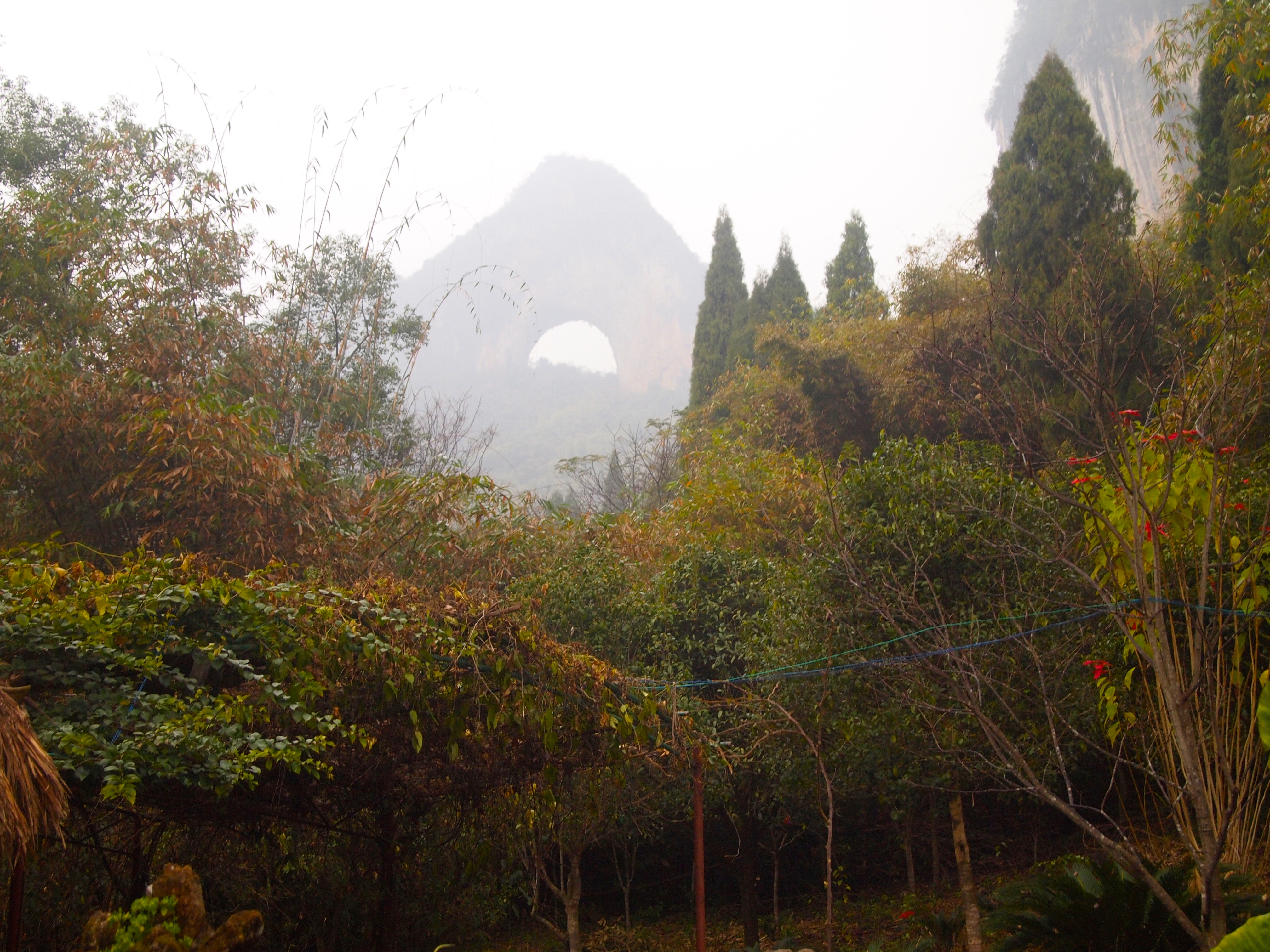 A Rainy Day Bicycle Ride In Yangshuo China Diaries