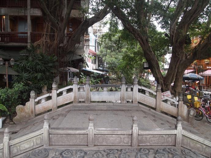 Pretty little footbridge