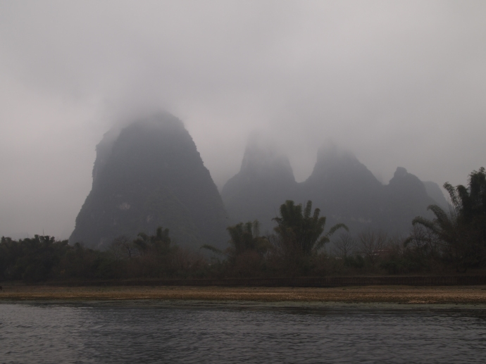 mysterious mountains