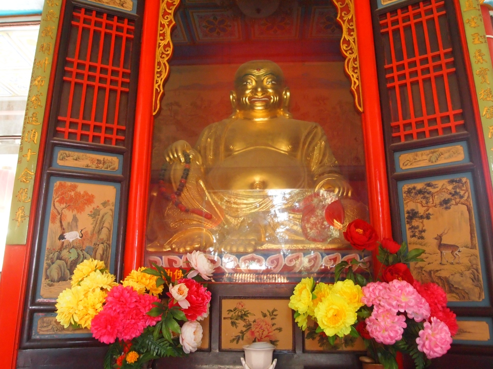 exploring qiongzhu si, the bamboo temple, in kunming & flying onward to lijiang (5/6)