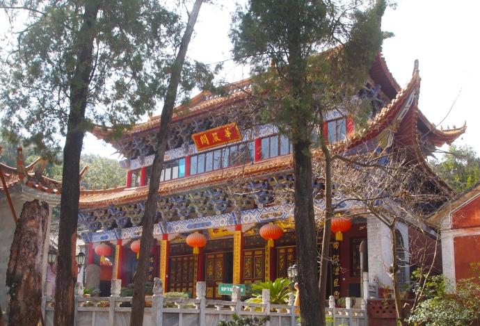 Qiongzhu Si