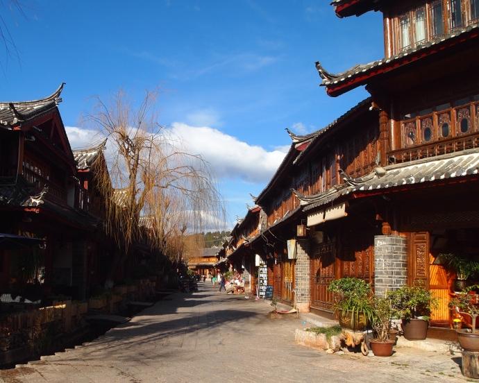 Streets of Lijiang