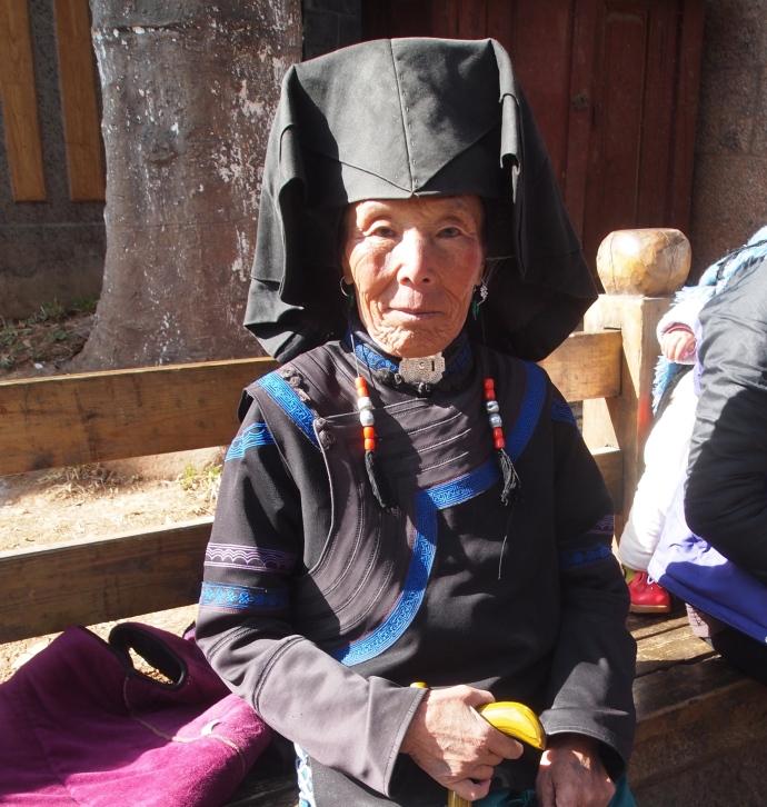 A Naxi woman?