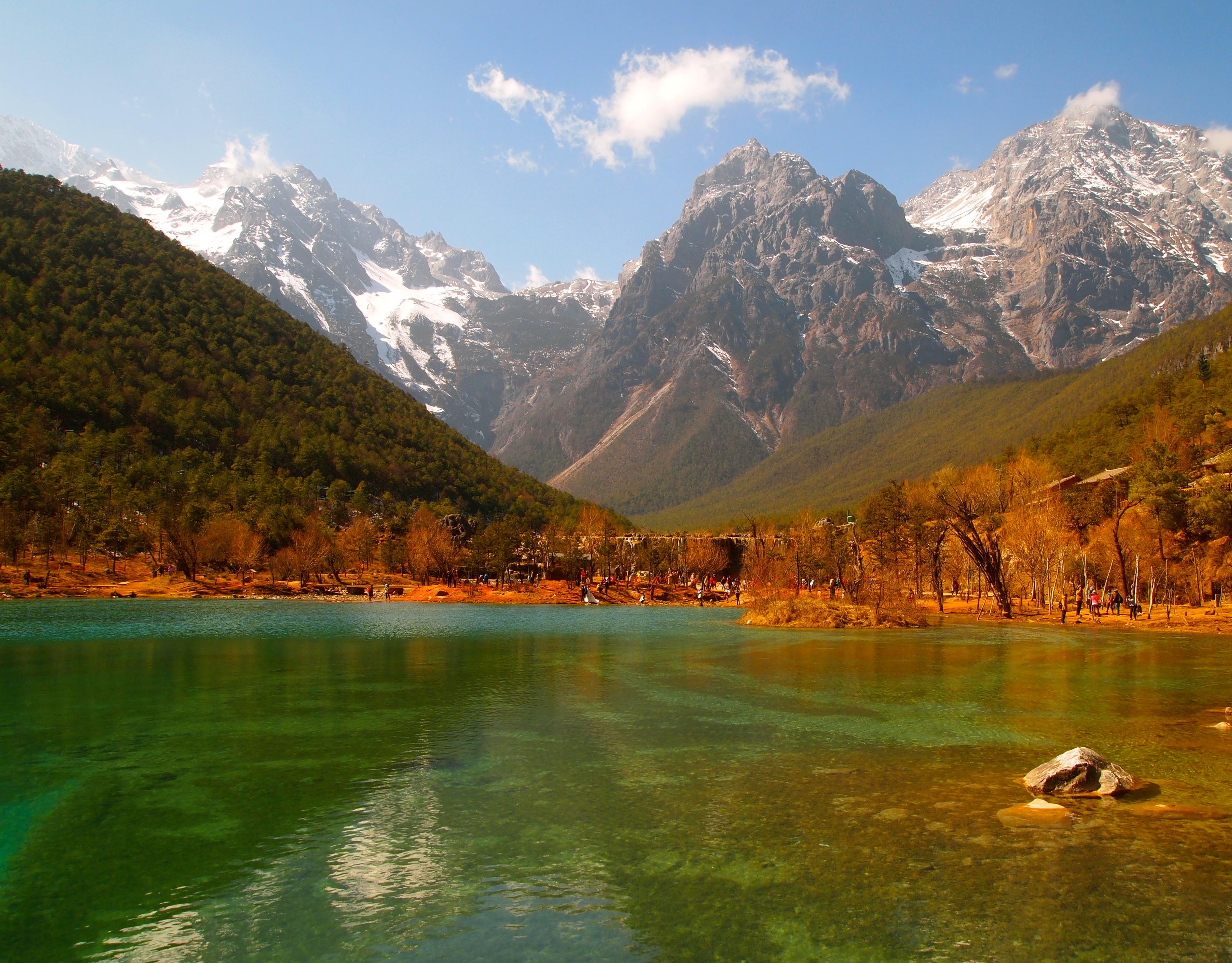 Jade Dragon Snow Mountain | china diaries