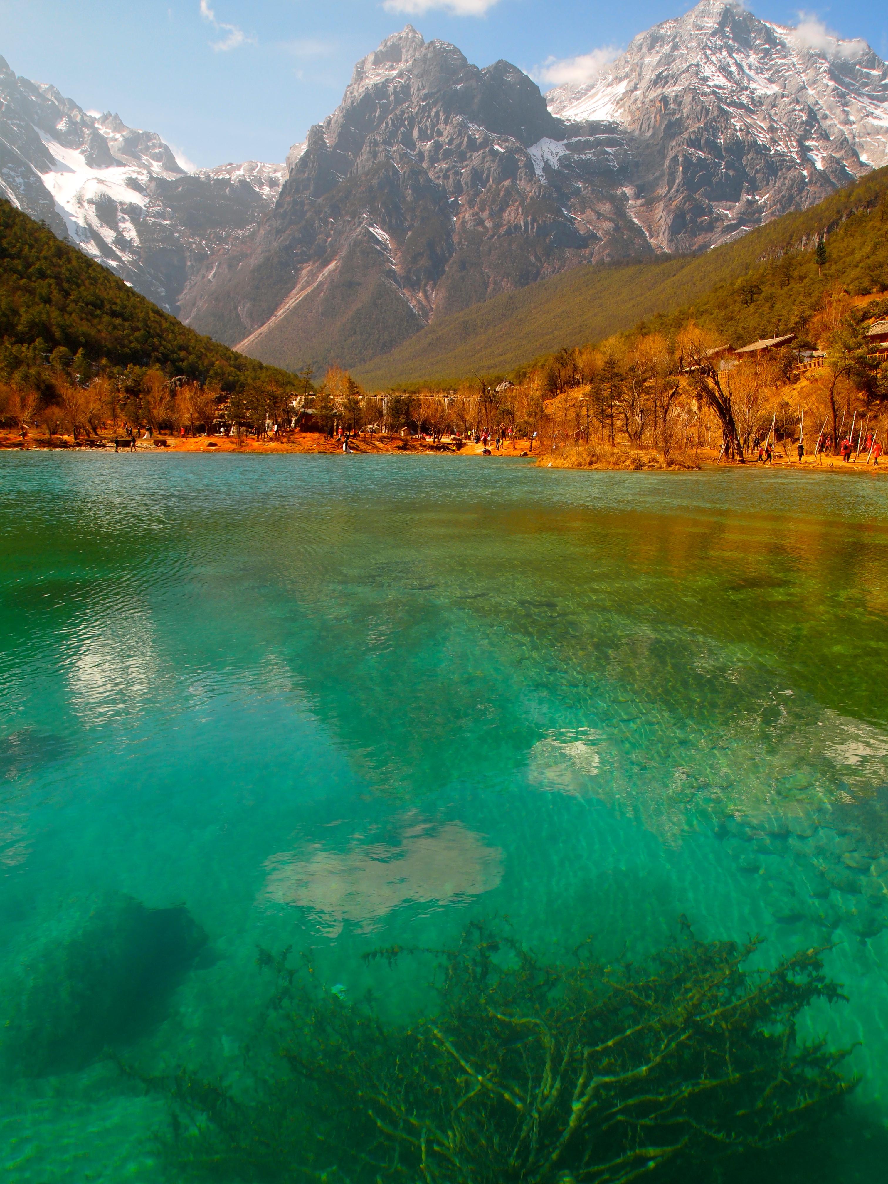 Jade Dragon Snow Mountain China Diaries