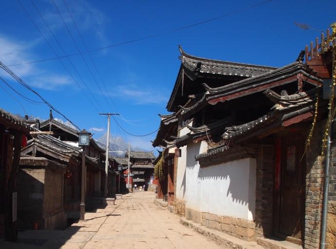 Streets of Baisha