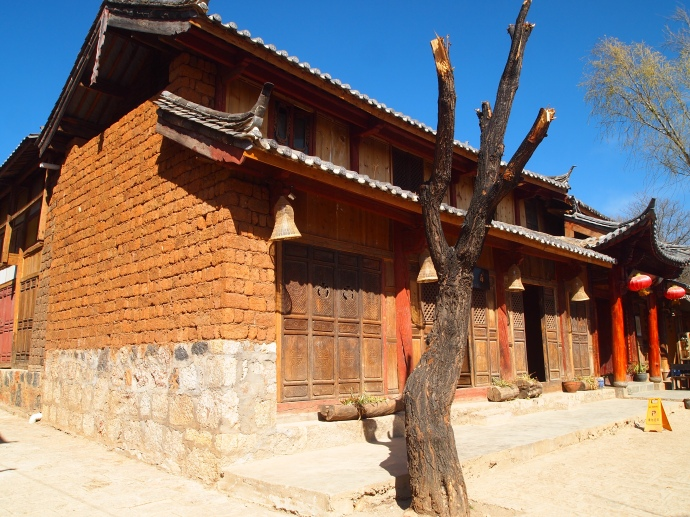 Buildings in Baisha