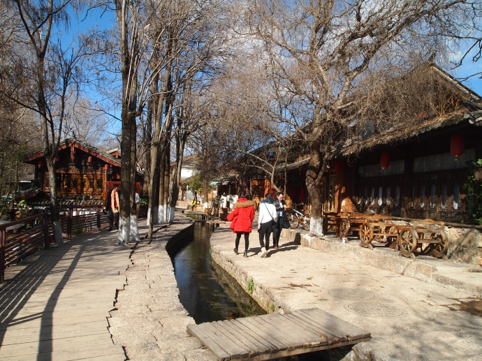 Old Town of Shuhe