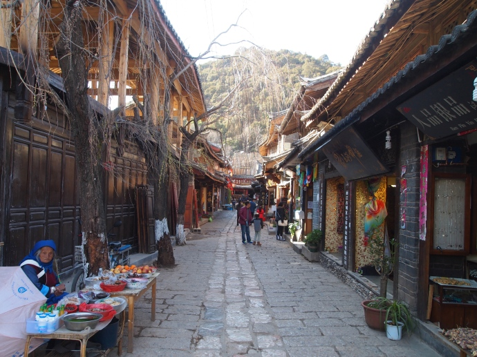 streets of Shuhe