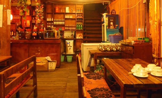 dinnertime cafe