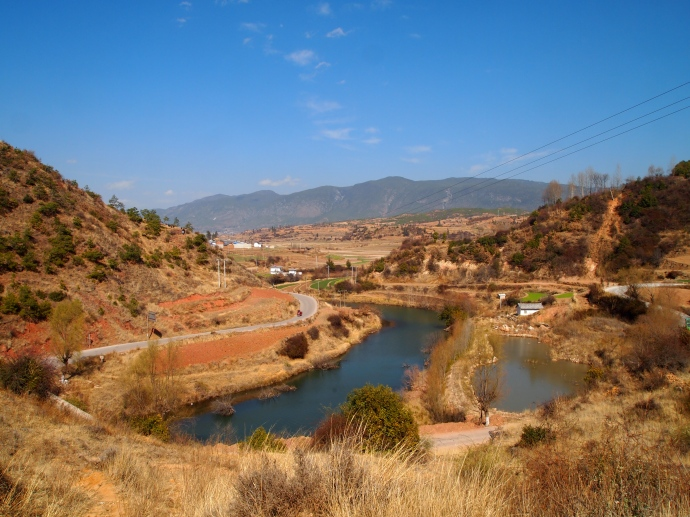 countryside of Shaxi