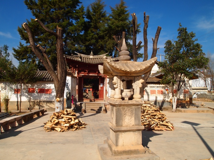 Bai Temple