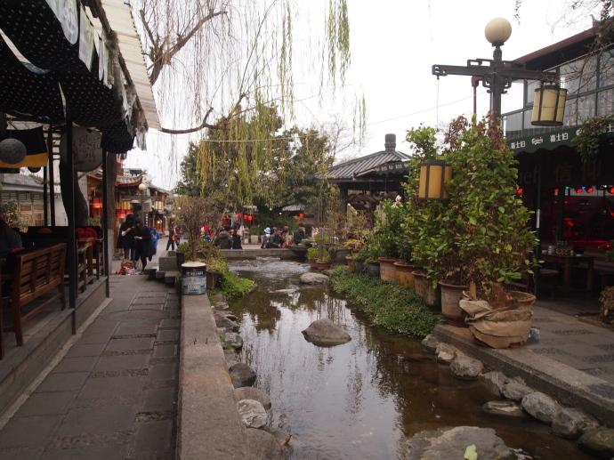 More Dali Streets