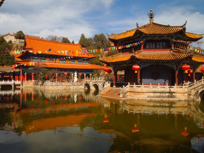 Yuangtong Temple
