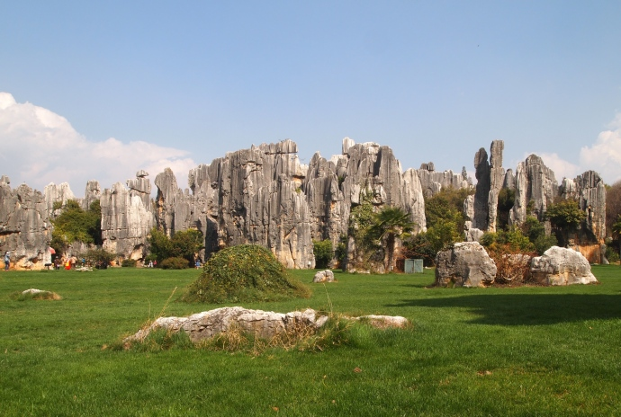 The Minor Stone Forest Scenic Area
